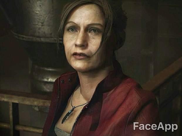 Клер Редфілд (Resident Evil 2 Remake)