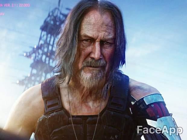 Джонні Сільверхенд (Cyberpunk 2077)