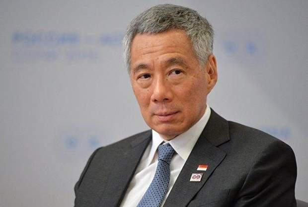 прем'єр Сінгапуру Лі Сянь Лун