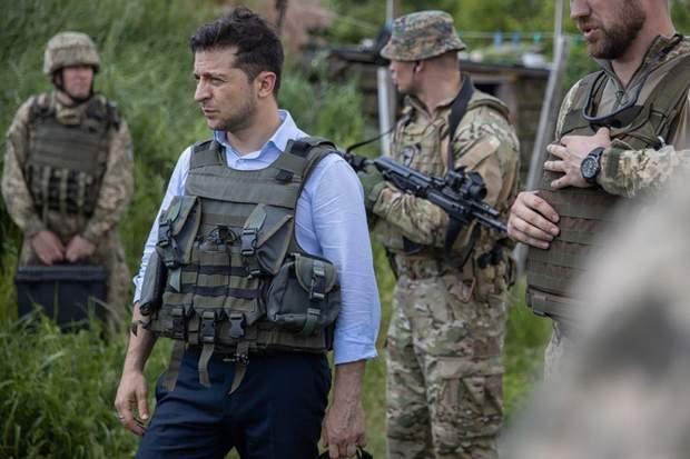 президент України Володимир Зеленський й сам може утнути все, що завгодно. На Путіна в разі хамської поведінки чекатиме гідна відсіч?