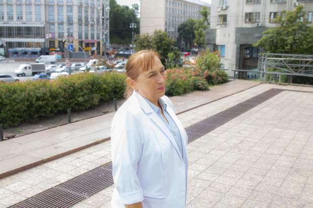 Ірина Бекешкіна, соціолог