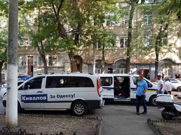 Ківалов, Одеса, вибори, Рада, Партія Регіонів