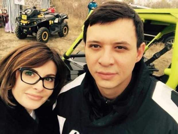 Мураєви Євген та Валерія