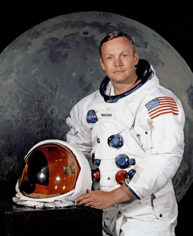 Ніл Армстронг перша людина на місяці документальний фільм