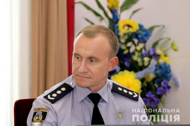 Андрій Нєбитов поліція Нацполіція правоохоронці