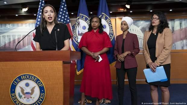 конгресменки сша