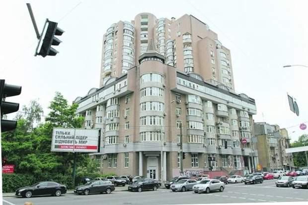 Квартира Вакарчука у самому центрі Києва поруч із зірковими сусідами