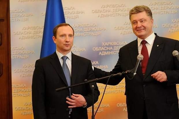 Игорь Райнин и Порошенко