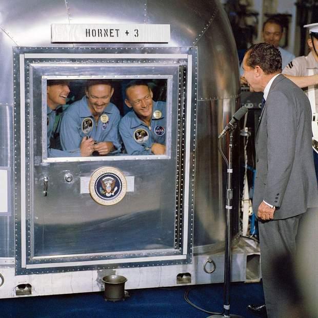 Космонавти під час карантину
