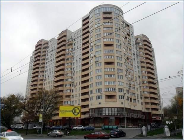 Квартира, у якій мешкає сім'я Андрія Білецького в Києві