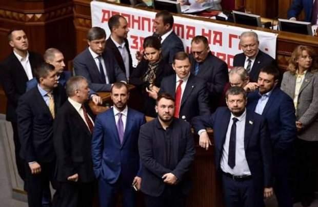 Депутати з