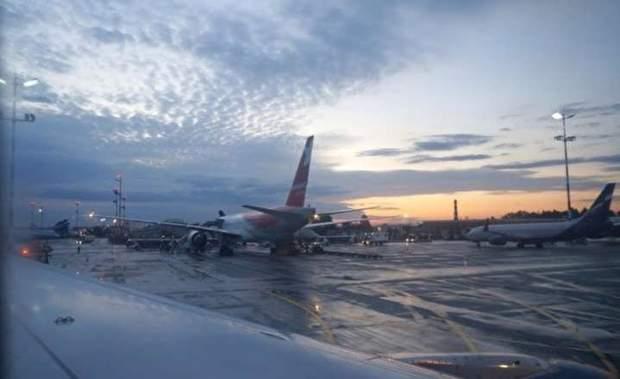 літак Росія