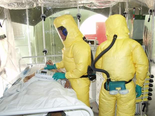 Вірус Ебола надзвичайно небезпечний