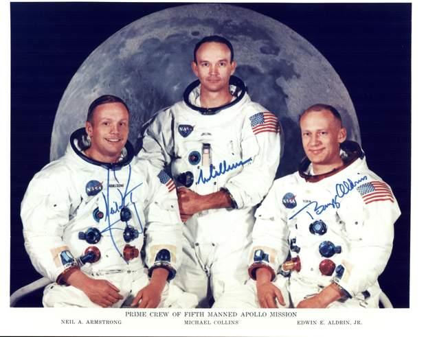 Екіпаж Apollo 11