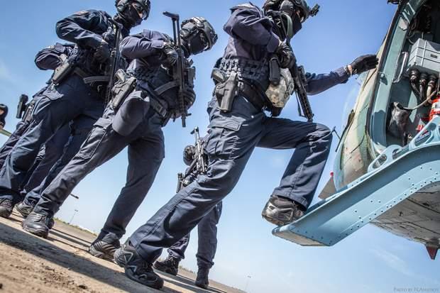 поліція спецназ парламентські вибори фото