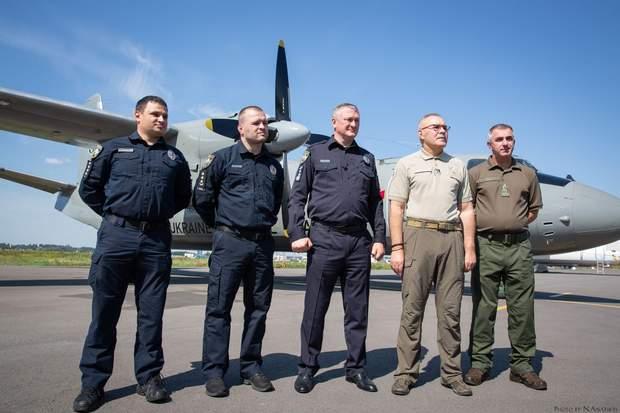 авіація МВС поліція
