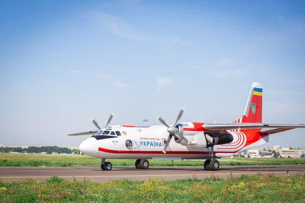 авіація ДСНС Україна
