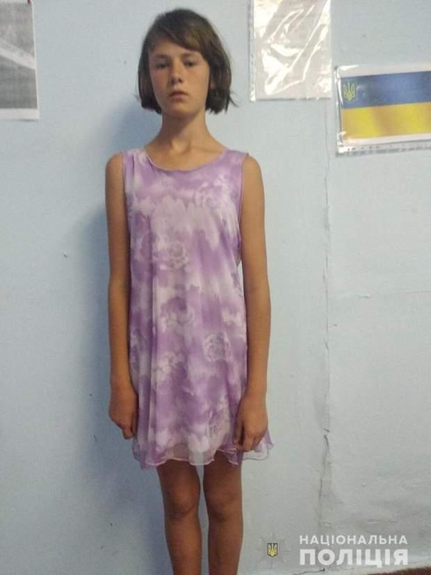 Поліцейські вже тиждень шукають 13-річну дівчинку на Одещині: фото