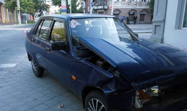 ДТП автомобіль вибори бюлетені