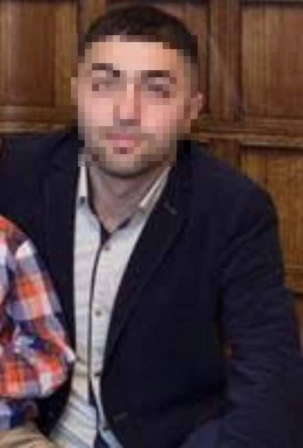 підозрюваний Артем Хачатрян