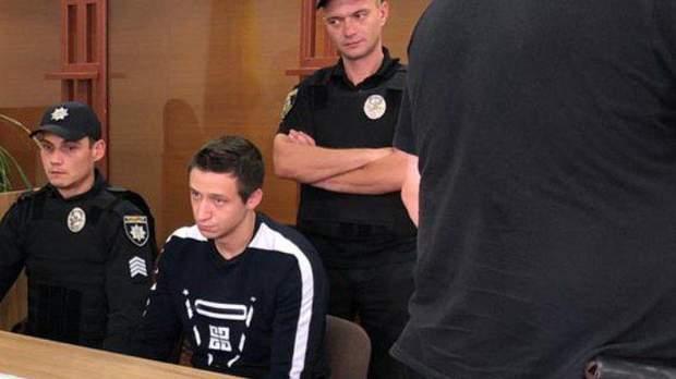 Підозрюваний Євген Стаханов