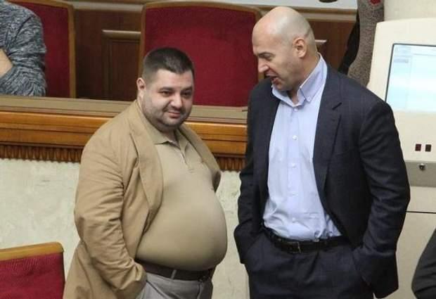 Ігор Кононенко (ліворуч) та Олександр Грановський (праворуч)