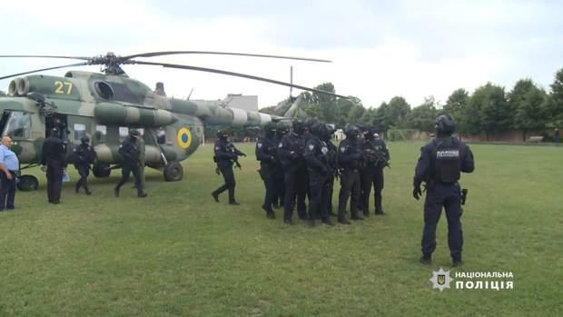 гелікоптер пашинський