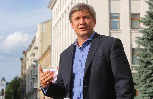 Олександр Данилюк, секретар РНБО