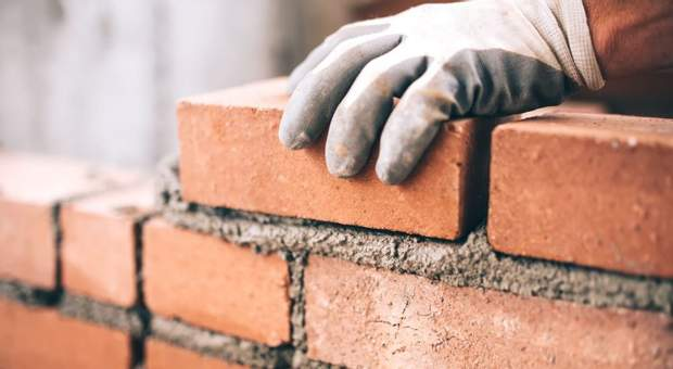 будівництво цегла первинний ринок нерухомості в Україні