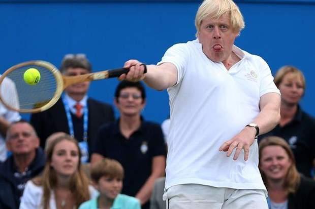 Общество: Борис Джонсон и спорт: забавные казусы нового премьера Великобритании – фото- и видеообзор
