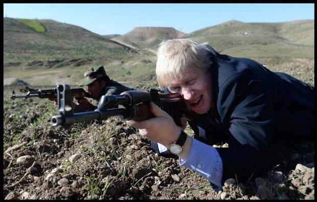Общество: Борис Джонсон и спорт: забавные казусы нового премьера Великобритании – фото- и видеообзор рис 3