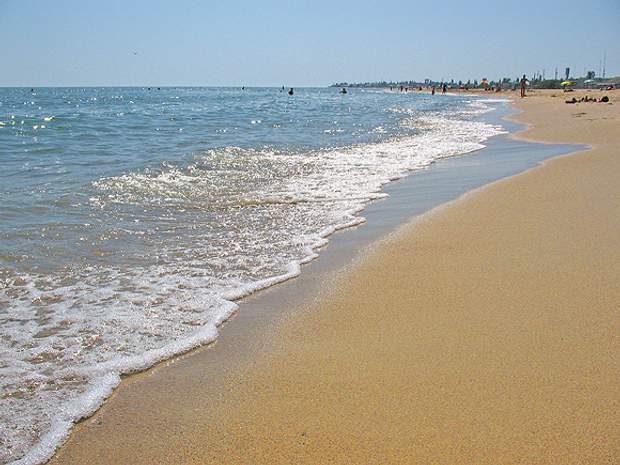Затока, пляж, відпочинок, куди піти в Затоці