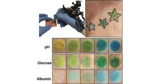 Татуювання може допомогти пацієнтам з хронічними захворюваннями