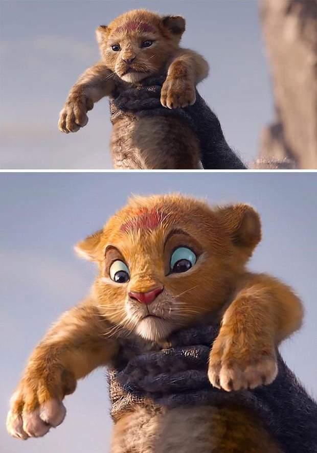 Король Лев 2019