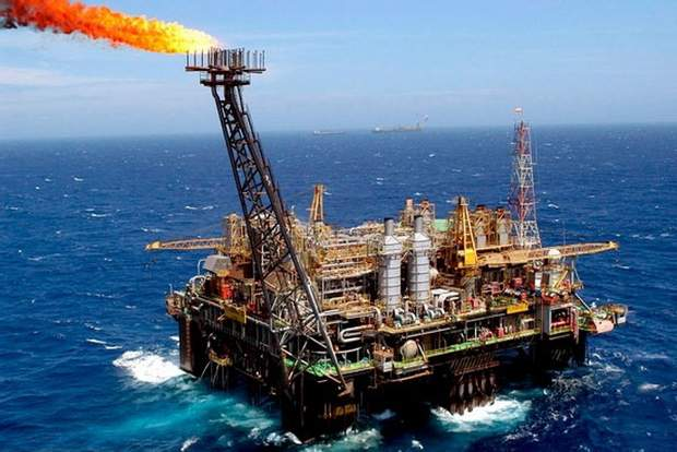 Газова вишка, Чорне море, анексія Криму