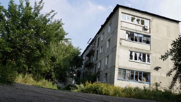 Піски одна з найгарячіших точок на карті Донбасу