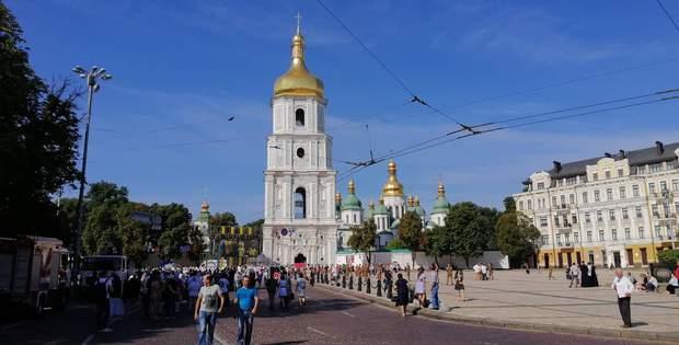 літургія Софія Київська Православна церква України