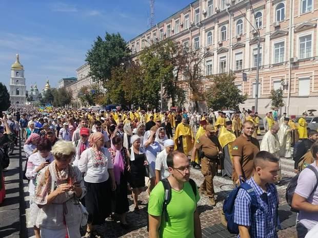 хресна хода Київ