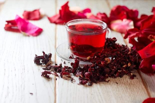 Найсильніше руйнує зубну емаль чай з гібіскусу