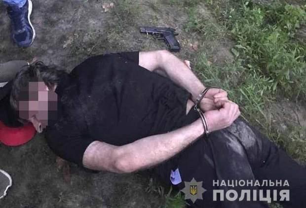 Озброєні чоловіки виявились грузинами