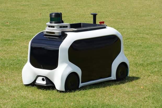 Робот FSR (Field Support Robot) стане помічником суддів безпосередньо на місці проведення змагань