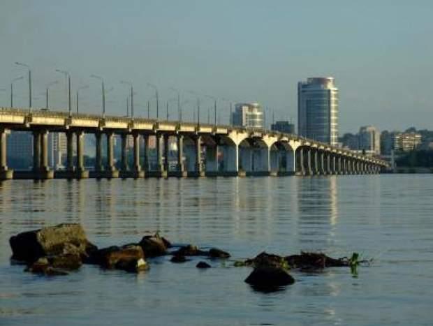 Міст, Дніпро, Центральний, новий, Зеленський, Філатов, парі
