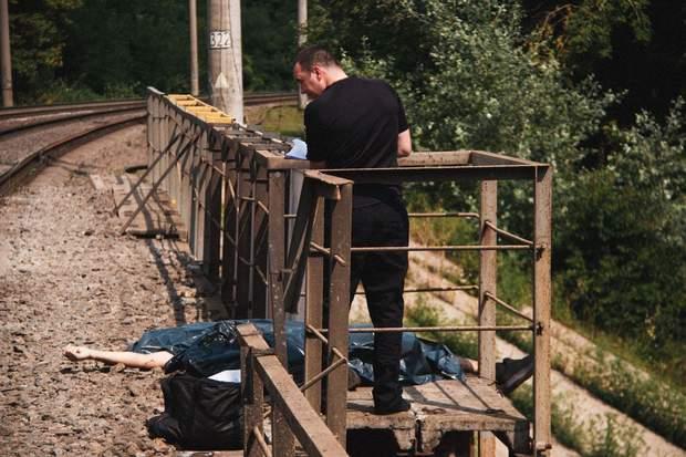 Потяг збив чоловіка на станції Сирець у Києві