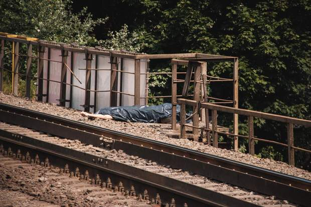 Смерть на станції Сирець
