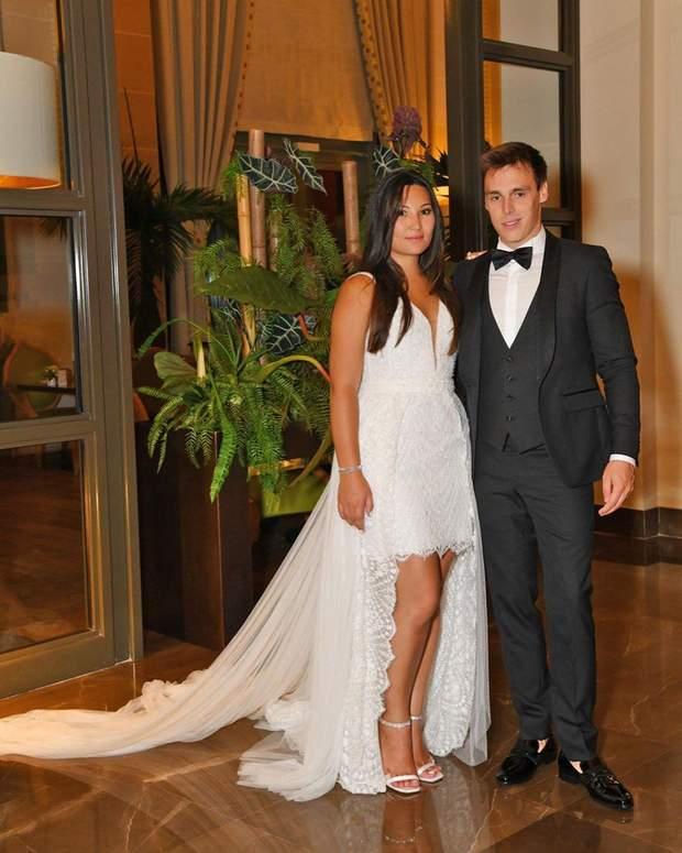 Весілля Луї Дюкре і Марі Шевальє