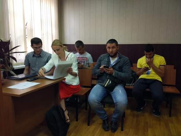 Засідання суду щодо кримський татар /Фото зі сторінки
