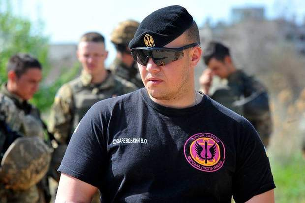 Вадим Сухаревський