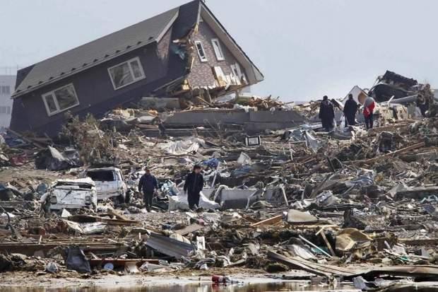 Землетрус в Японії у 2011 році