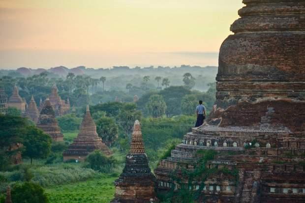 ЮНЕСКО архітектура пагоди Паган М'янма
