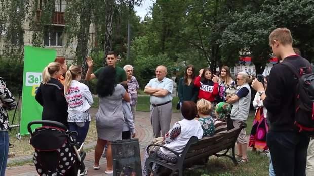 грищук вибори київ слуга народу